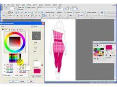 Digital Fashion Pro  fashion design software