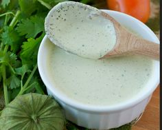 Cafe Rio Creamy Tomatillo Dressing Recipe. Ingredients: 1 cup mayonnaise, 2 medium tomatillos, quartered, ¼ cup chopped cilantro, 1 tablespoon minced...