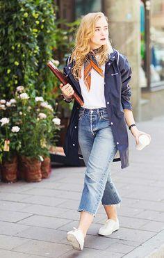 50 Ideas De Looks De Chica Cool Para Probar                                                                                                                                                                                 Más