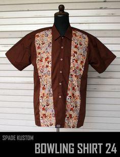 Bowling shirt 24