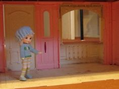 Amelia Thimble House - Work in Progress | by Etheria Dolls and Thimble House