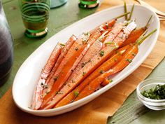 Get this all-star, easy-to-follow Food Network Brown Sugared Carrots recipe from Alexandra Guarnaschelli its delish!!