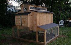 Hi folks, and welcome to our page! A brief background is in order. I raised Rhode Island Reds all through high school for my FFA project and was lucky. Chicken Tractors, Chicken Coop Plans, Building A Chicken Coop, Chicken Coops, Chicken Breeds, Pet Chickens, Raising Chickens, Chickens Backyard, Best Egg Laying Chickens