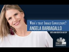 Style Angel, Angela Barbagallo Interview by Ann Reinten about her 18 year career as a Personal Stylist,