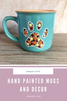 Mother's Day and beyond! Find the perfect handmade gift for those you love.  #gifting #mothersday #giftforher #giftforbestfriend #handmadegifts #uniquegifts #coffeemugs #handpaintedmugs #ilovecoffee