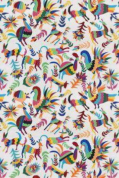 Flamingos Restyled Wallpaper - Wallpaper Ideas & Designs - Living Room & Bedroom (houseandgarden.co.uk)