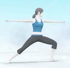 Wii Fit Trainer - Wii Fit