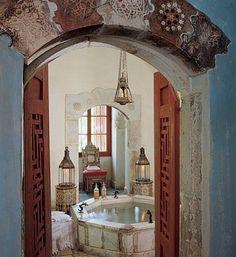 an ottoman tale in lebanon interiors inspiration architectural digest - Bathroom Designs Lebanon