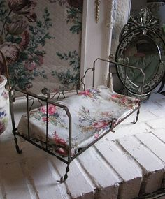 French doll bed.