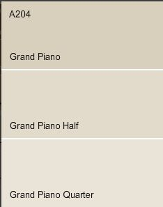 dulux paint paint palettes grand pianos paint colours wall colours