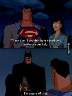 Oh Batman - sans prétentions !