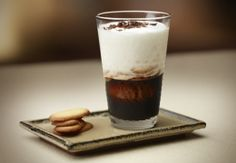 TIRAMISU COFFEE by NESPRESSO All the flavour of every gourmets favourite Italian dessert. Tiramisu means take me to heaven! a promise of indulgence that this enchanted, chocolatey Espresso is sure to keep.