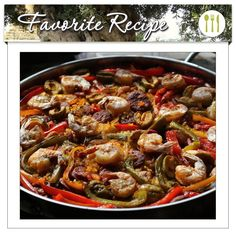 Take a culinary trip to Spain with our latest favorite recipe, Traditional Paella with Shrimp, Chorizo, and Spicy Gordal Olives. Sweet bell peppers, chorizo sausage, and shrimp (just to name a few) all come together to provide a hearty, savory meal.