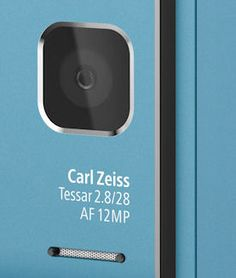 Carl Zeiss Nokia lens – good combination