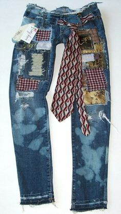 72 576x1024 Latest Patched Jeans Trend for Men and Women %size