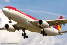 Avianca Colombia Airbus A330-243