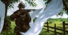 #Battlefield 1 Concept Art