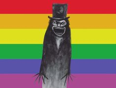 the b in lgbt stands for babadook
