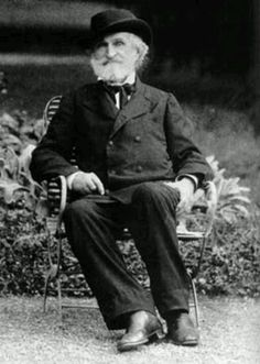 Giuseppe Verdi - amazing composer of opera!!