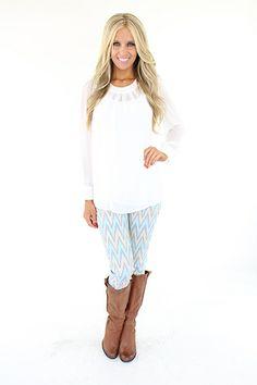 Lime Lush Boutique - Zig Zag Print Skinny Pants, $42.99 (http://www.limelush.com/zig-zag-print-skinny-pants/)