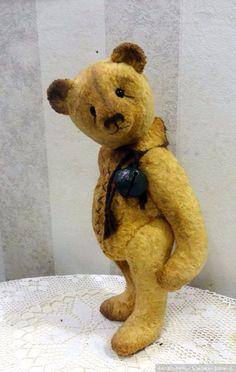"""авторский медведь тедди """"печенька"""" / Авторские игрушки / Шопик. Продать купить куклу / Бэйбики. Куклы фото. Одежда для кукол"""