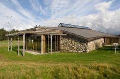 Jærmuseet, The Science Farm, at Nærbø is an agricultural museum. Address: Kvia, 4365 Nærbø