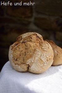 Weizenmischbrot Nr 3 (aus dem Holzbackofen)