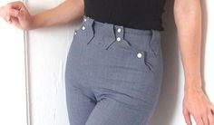Detail Inspiration: Trousers | Coletterie
