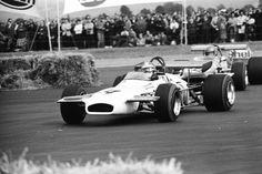 Vittorio Brambilla Brabham BT30 FVA Cosworth F2