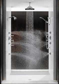 This Multiple Shower-Head System | 27 Things That Definitely Belong In Your Dream Home: