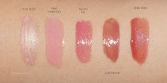 The Beauty Look Book: Marc Jacobs Beauty Enamored Hi-Shine Lip Lacquers (Rebel Rebel = love!)