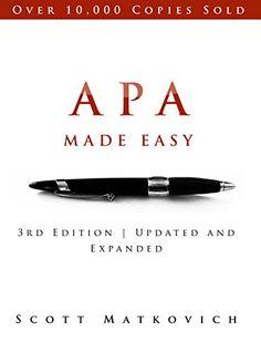 Example Of Apa Citation In Paper APA Citation Handout