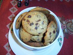 Γλυκά και Αλμυρά Μαίρης: ΜΠΙΣΚΟΤΑ – COOKIES με ξηρούς καρπούς και σοκολάτα