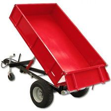 Quad Trailer, Work Trailer, Trailer Plans, Compact Tractor Attachments, Garden Tractor Attachments, Atv Trailers, Dump Trailers, Agricultural Implements, Tractor Mower
