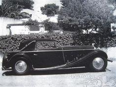 Delage D8 S Chapron 1933
