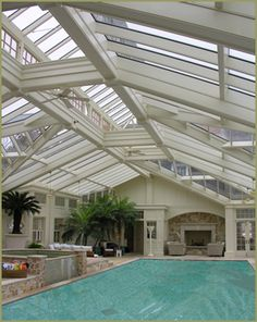 Swimming Pool Enclosure (Kentucky) by Tanglewood Conservatories