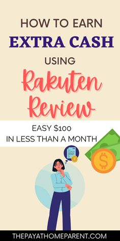 Read to save money on the purchases you already have to make? Rakuten can help you earn cashback on your in-store and online purchases. Check out this Rakuten review and get paid to shop! Ways To Save Money, How To Make Money, How To Get, How To Plan, Get Paid To Shop, Life On A Budget, Money Shop, Earn Extra Cash, Financial Planning