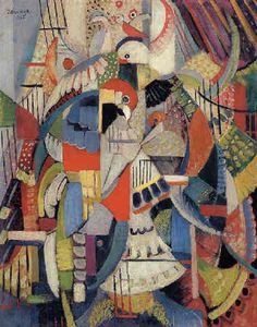 Ángel Zárraga - Artista México (1886-1946) en LatinAmericanArt.