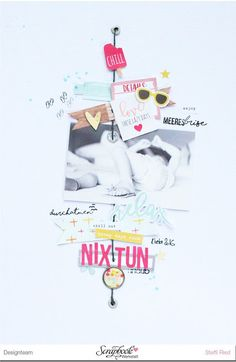 NIX TUN...neues Layout - Scrap Sweet Scrap