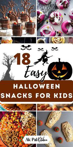 Halloween Pretzels, Halloween Snacks For Kids, Halloween Treats, Halloween Party, Halloween Poems, Halloween Traditions, Cheap Halloween, Halloween Stuff, Easy Meals For Kids