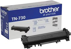 Amazon.com: Brother Genuine Standard Yield Toner Cartridge, TN730, Replacement Black Toner, Page Yield Up To 1,200 Pages, Amazon Dash Replenishment Cartridge: Electronics Best Portable Printer, Bb Cream For Oily Skin, Cheap Toner, New Electronic Gadgets, Best Toner, Brother Printers, Laser Printer, Toner Cartridge, Computer Accessories