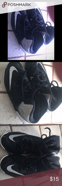 Shoes Youth boys Nike used shoes still in good condition Nike Shoes Athletic Shoes
