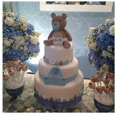 Another baby shower theme
