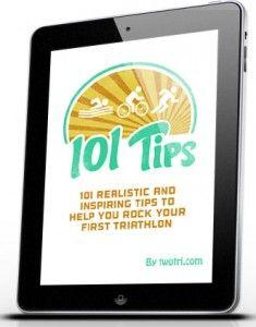 101 Awesome Beginner Triathlon Training Tips