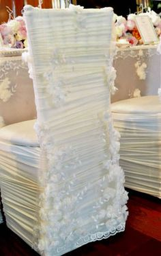 Very pretty chair covers