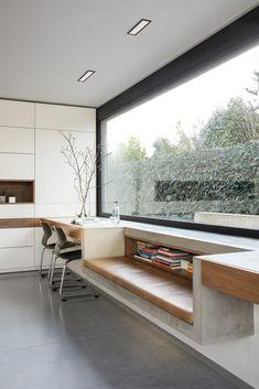 Home Room Design, Home Office Design, Home Office Decor, Home Interior Design, Interior Architecture, Interior Decorating, Minimal Home Design, Japanese Interior Design, Office Style