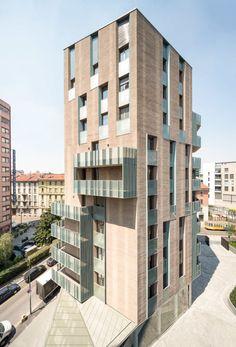 Cino Zucchi Architetti, Filippo Poli · Novetredici