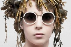 Naoned : des montures de lunettes à base d'algues
