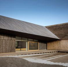 Dorte Mandrup, Adam Mørk · The New Danish Wadden Sea Centre