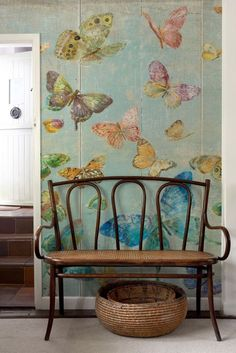 Eye For Design: Chic And Classy Ways To Decorate Your Interiors With Butterfly Decor